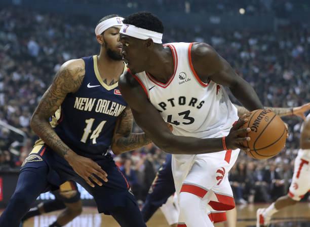ტორონტო რაპტორსი 130-122 ნიუ ორლეანს პელიკანსი | NBA  | მიმოხილვა