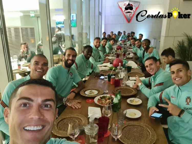 Cristiano Ronaldo Delapan Kali Tes dalam Sepuluh Hari