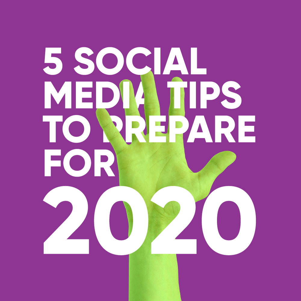 Thumbnail Social Media Tips For 2020 [Infographics]