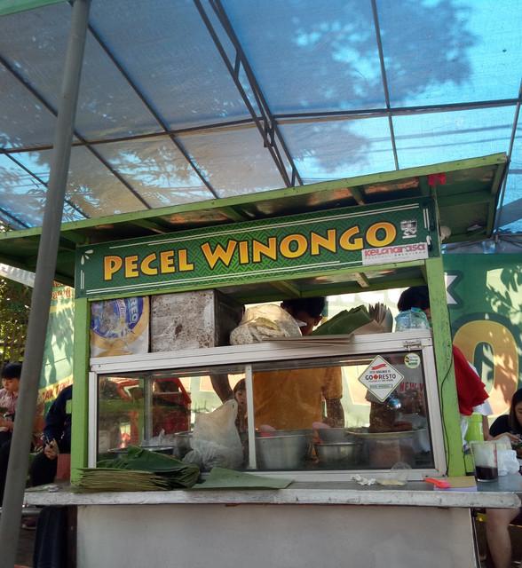 Pecel Winongo