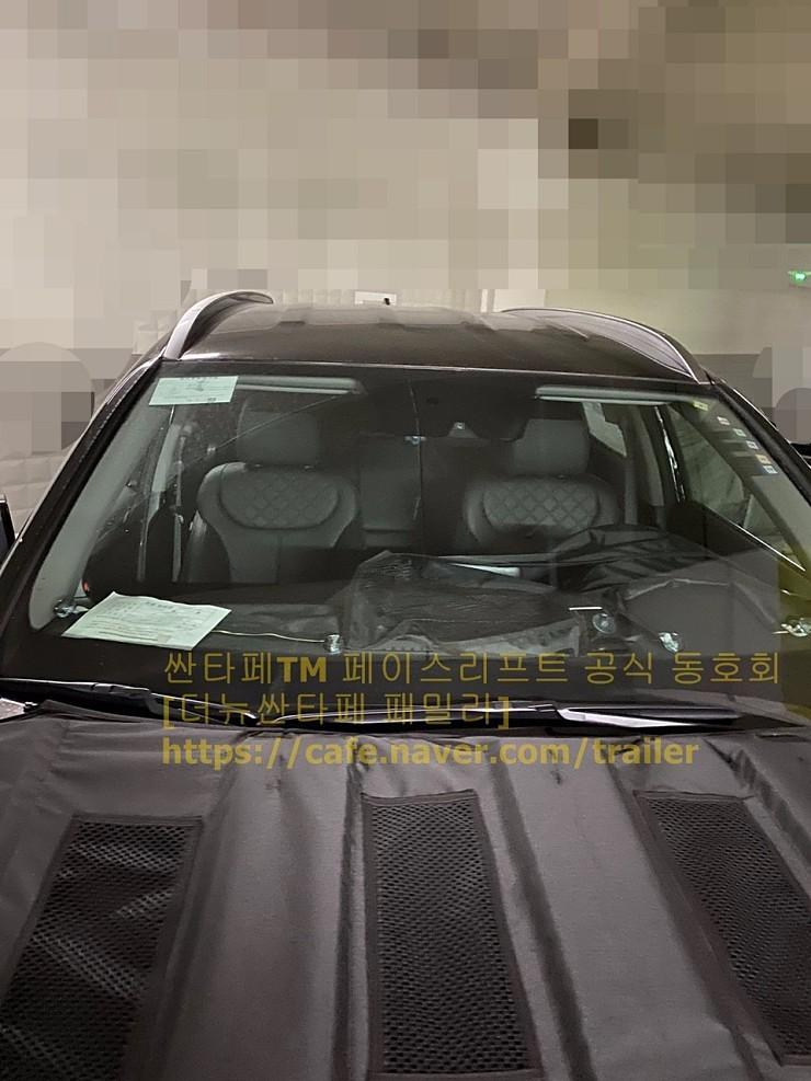 Hyundai Santa Fe Restyling (2020) 12