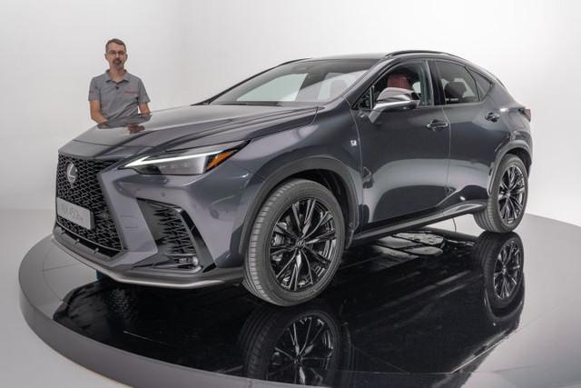 2021 - [Lexus] NX II - Page 3 C0013867-8-C68-4-F54-8-D07-3-D398-F20-FA19