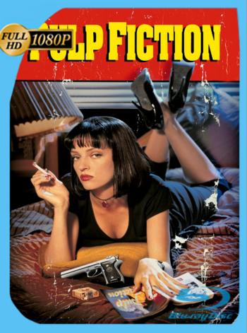 Pulp Fiction: Tiempos Violentos (1994) BRRip [1080p] Latino [GoogleDrive]