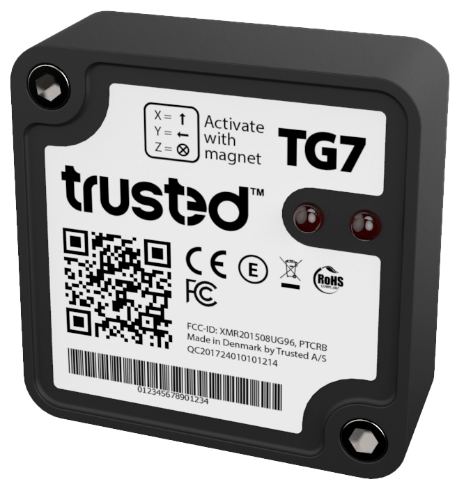 Trusted TG7 A