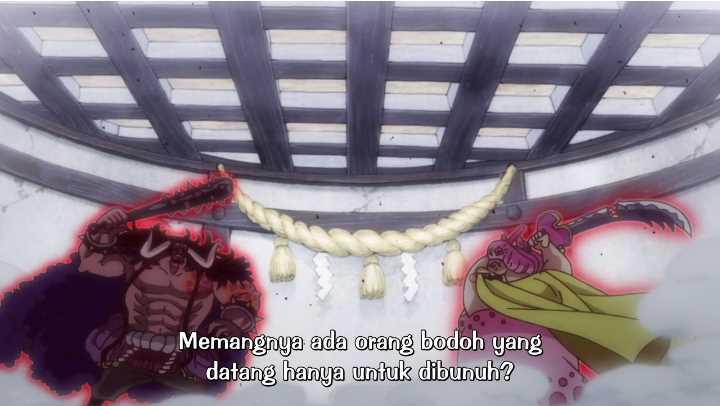 One Piece Episode 952 Subtitle Indonesia