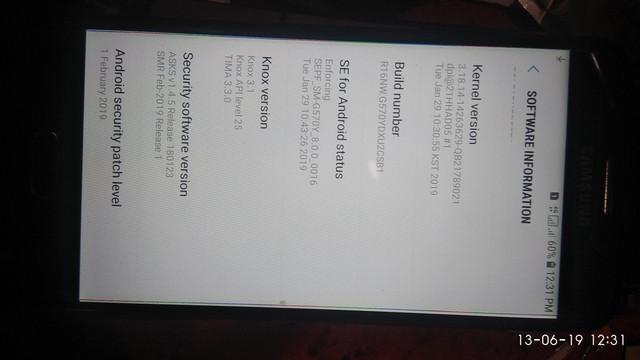 Samsung G570y (J5 Prime) Volte Firmware needed
