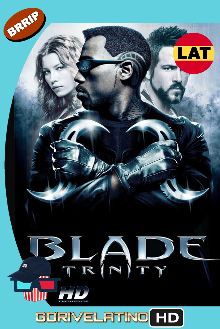 Blade III (2004) BRRip 1080p Latino-Ingles MKV