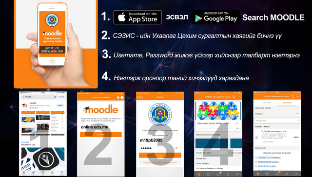 guide-MOODLE