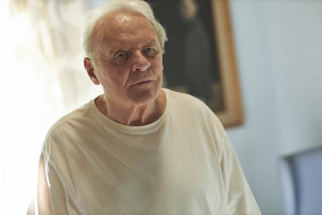 《父親》安東尼霍普金斯戲裡演失智  戲外自爆「拍片防失智」 001