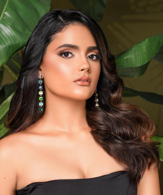 candidatas a miss earth dominican republic 2021. final: 31 de agosto. 5