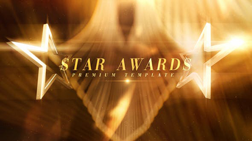 Star Awards 32397259 - Project for After Effects (Videohive)