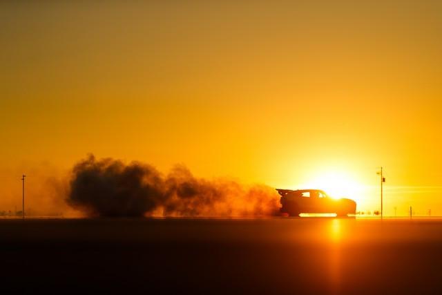 Ford Performance et RTR dévoilent un prototype 100% électrique, la Mustang Mach-E 1400, pour un nouvel art du drift Mach-E-1400-APG-selects-41