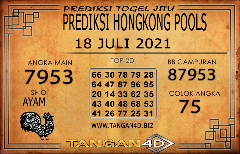 PREDIKSI TOGEL HONGKONG TANGAN4D 19 JULI 2021