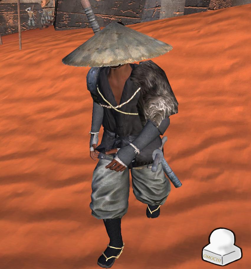 omo items / Новая броня и одежда