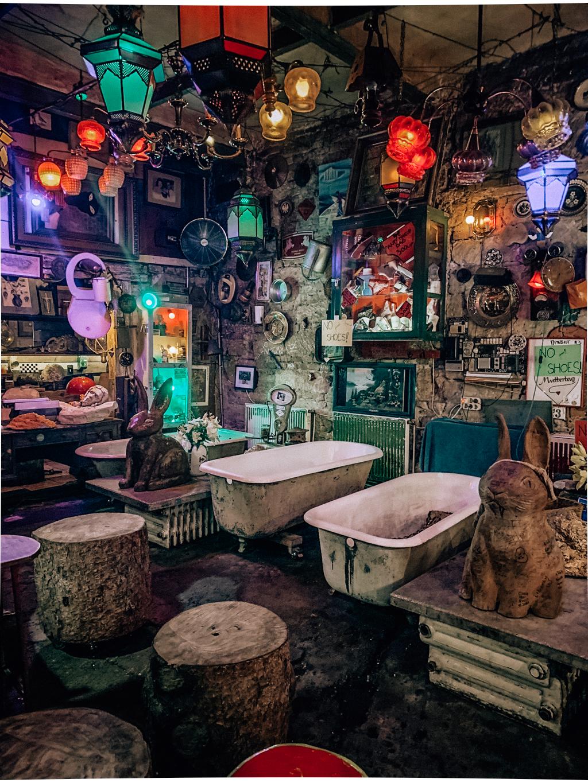 ruine bars boedapest