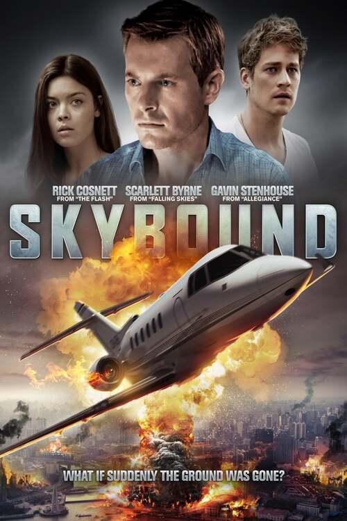 Lot bez powrotu / Skybound (2017) PL.1080p.WEB-DL.x264.AC3-OzW | Lektor PL