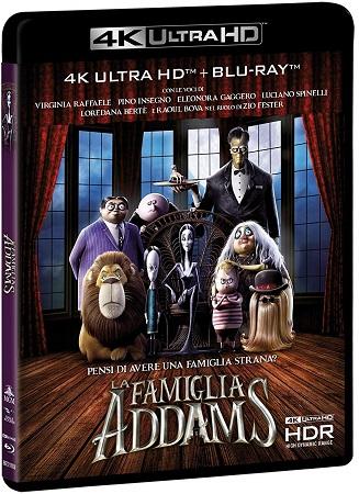 La Famiglia Addams (2019) .mkv UHD Bluray Untouched 2160p DTS-HD MA iTA ITA AC3 ENG HDR HEVC - DDN