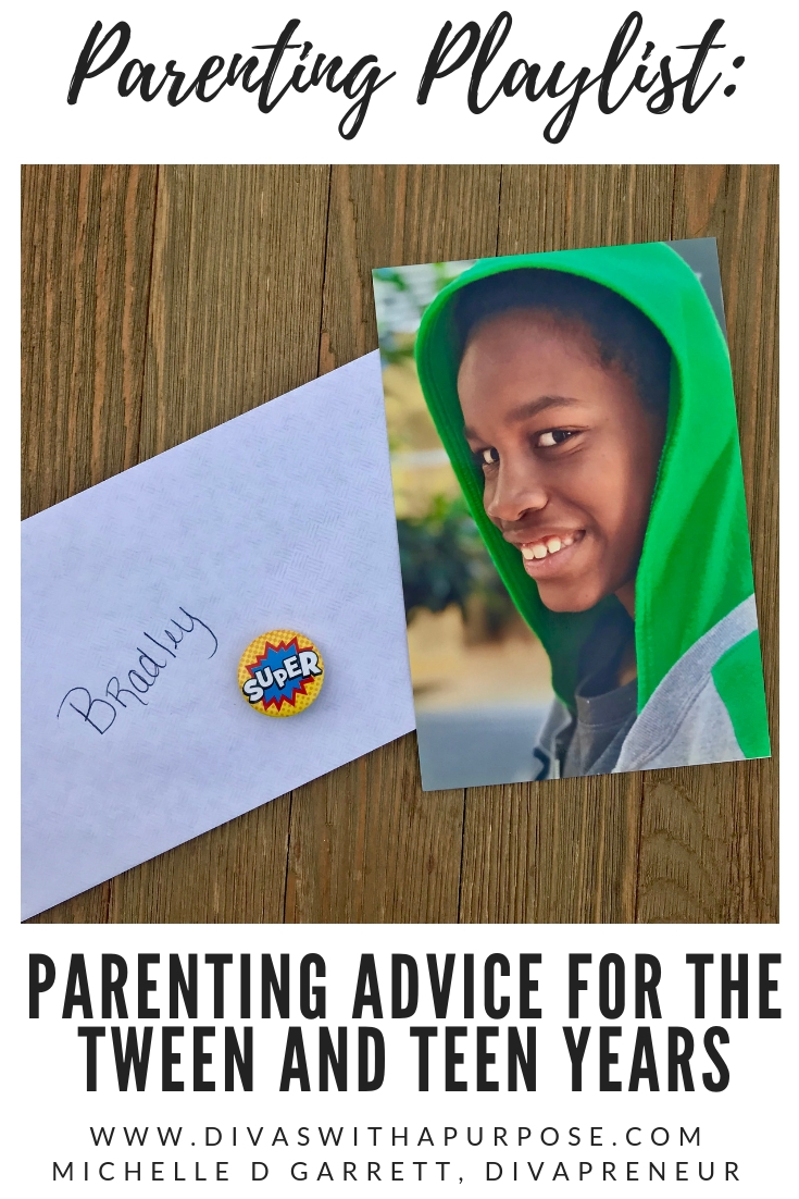Parenting Playlist: Parenting Advice for the Teen Years