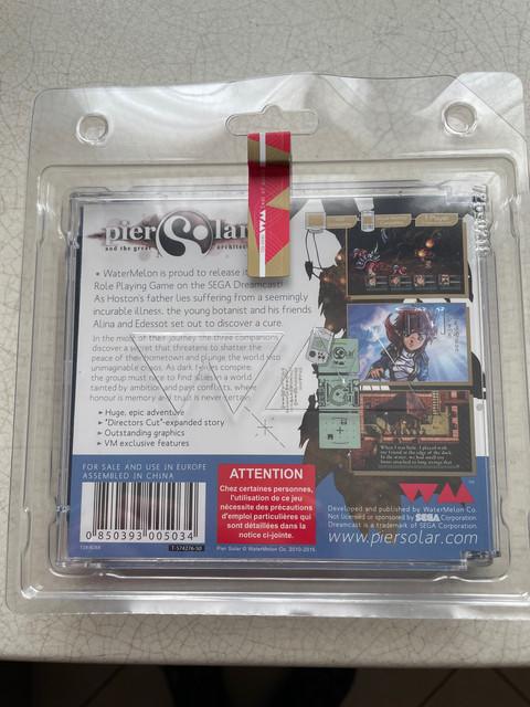 [ECH] Pier Solar Dreamcast EUR  IMG-4974