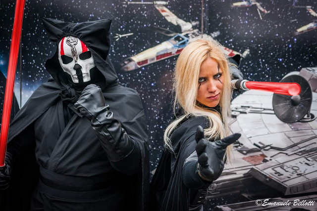 Monica Laguzzi Darth Zannah