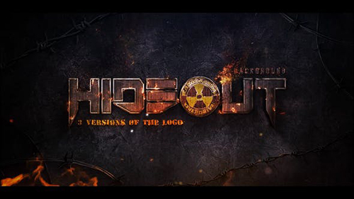 War Fire Logo 30881478 - Project for After Effects (Videohive)