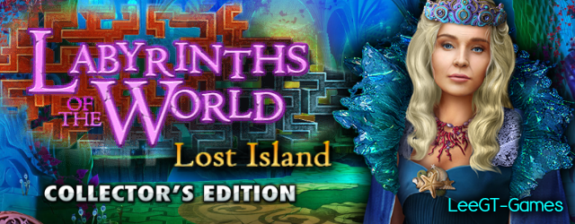 Labyrinths of the World 9: Lost Island Collector's Edition {v.Final}