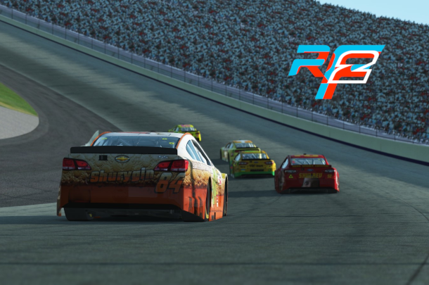 VRC NASCAR 2021 - Round 20 - Dover