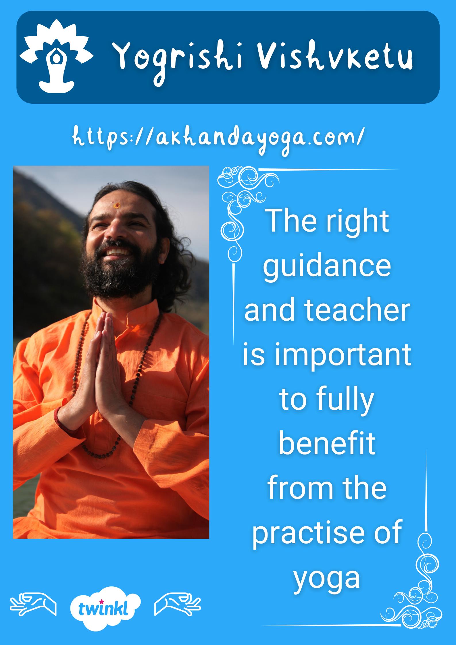 Yogrishi Akhanda yoga institute