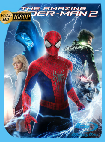 El Sorprendente Hombre Araña 2 (2014) BRRip [1080p] Latino [GoogleDrive]