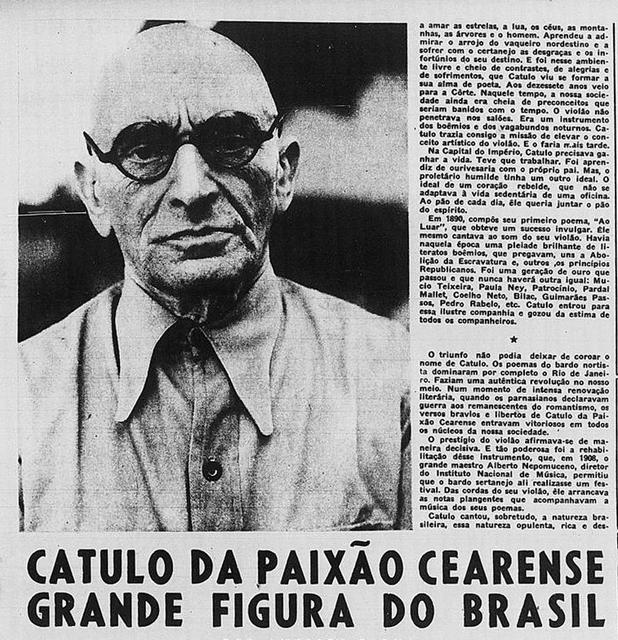 catulo grande poeta do brasil