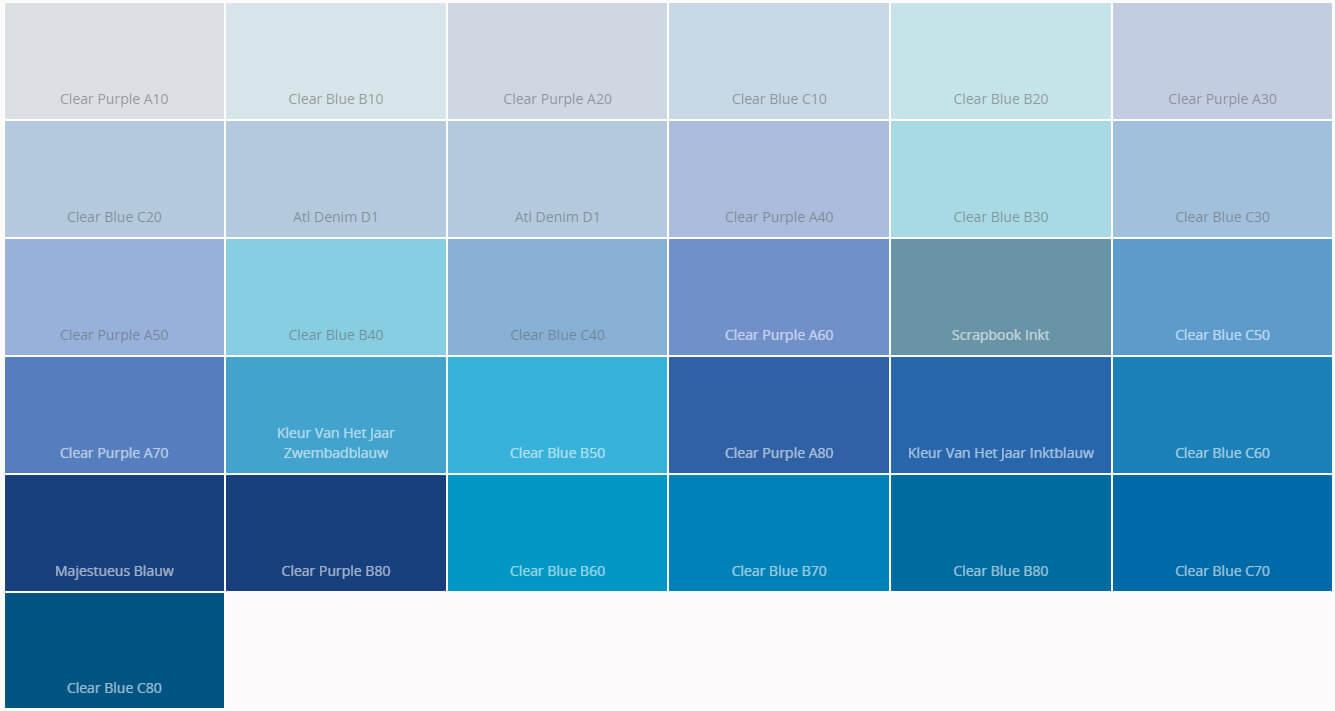 blauw-kleurplaat