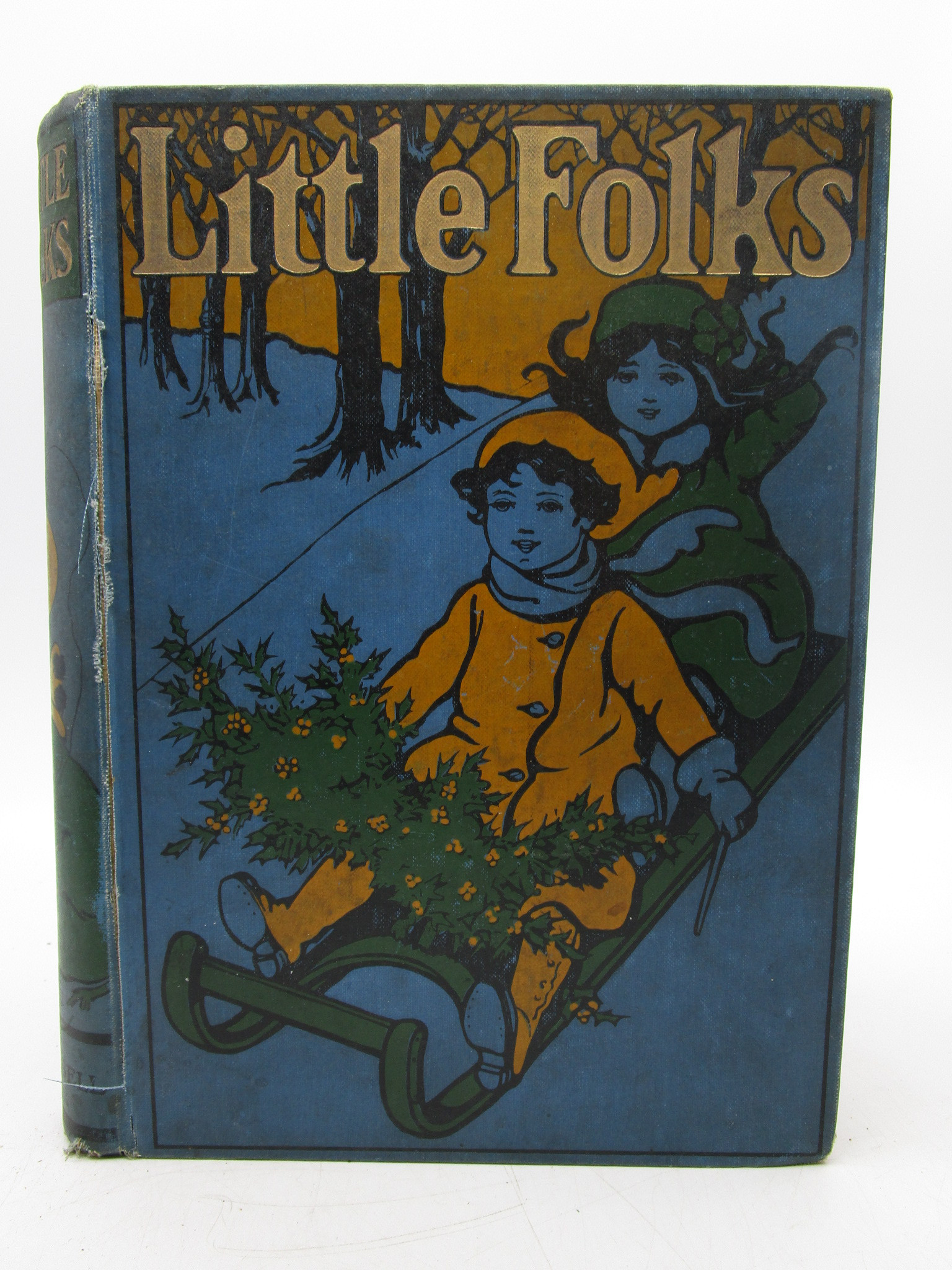 Image for Little Folks: The Young People's Magazine (First Edition)