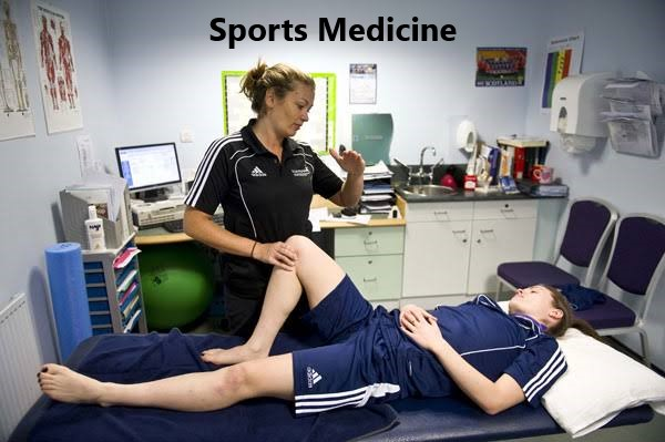 Sports Medicine Professionals Can Help Many Types of People