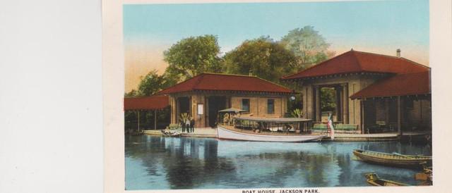 Boat House Jackson Park