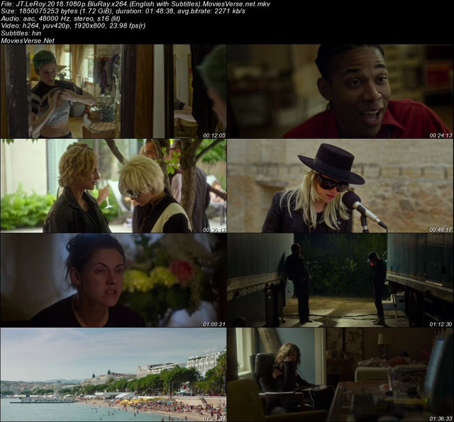 Download JT LeRoy Full Movie