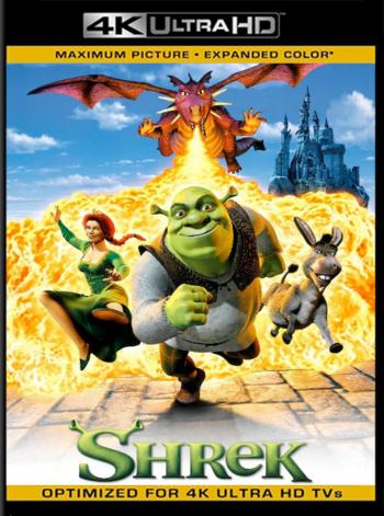 Shrek (2001) BDRip [2160p 4K] Latino [GoogleDrive]