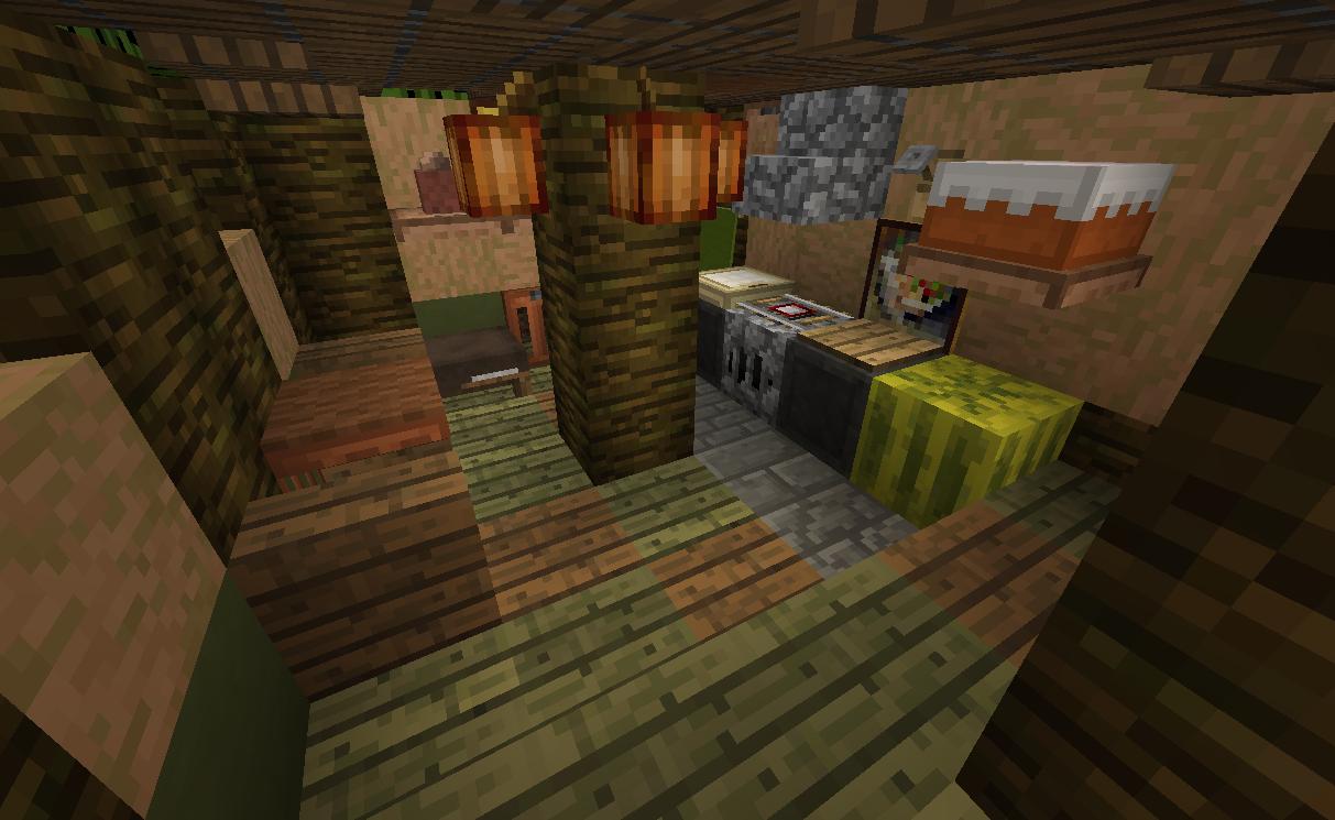 Creative version interior