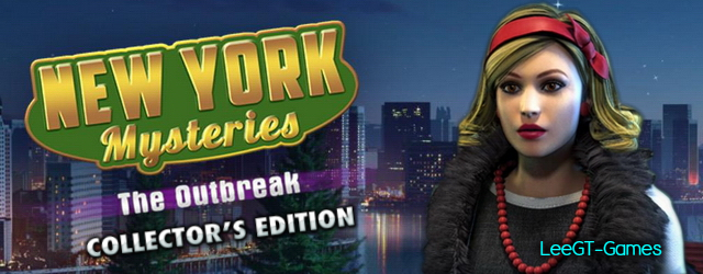 New York Mysteries: The Outbreak Collector's Edition (v.Final)