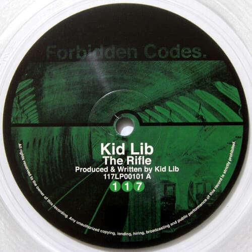 Kid Lib / Tim Reaper - The Rifle / Something Unreal