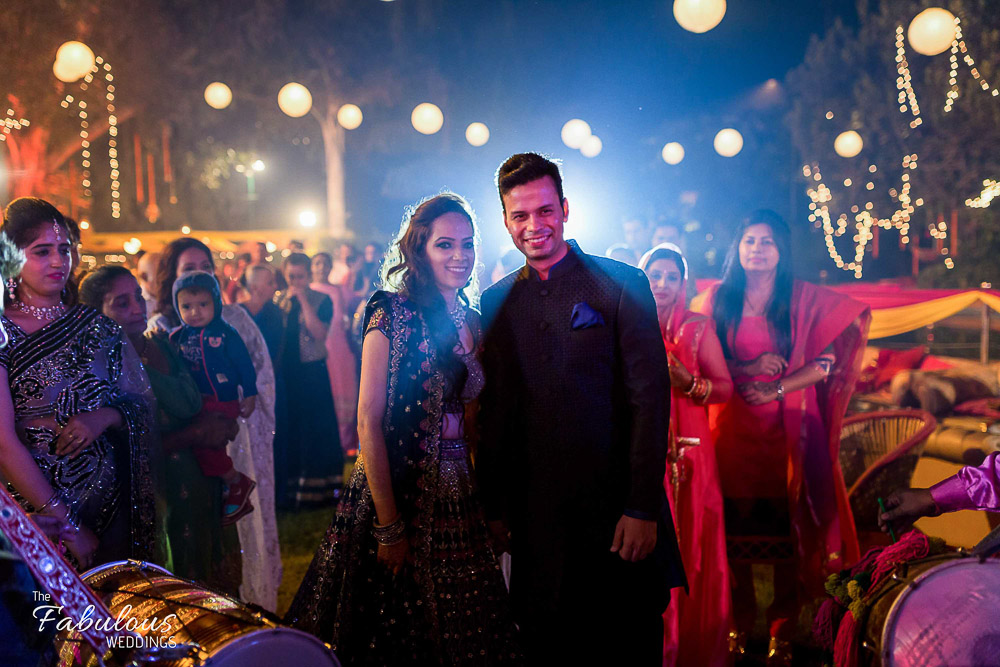 Vivek + Malika