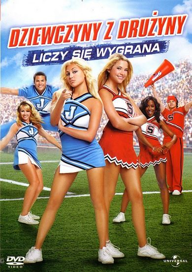 Dziewczyny z drużyny 4 / Bring It On: In It to Win It (2007).PL.WEB-DL.720p.XviD.AC3-LTN / Lektor PL