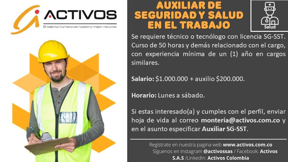 Oferta laboral para aplicar en Córdoba - Noticias de Colombia
