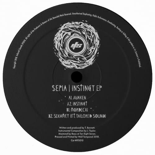 Download Sepia - Instinct EP mp3