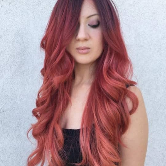 pink -hair-color