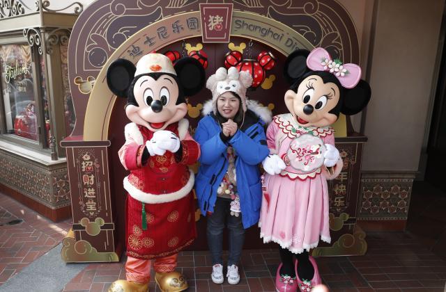 Shanghai Disneyland (2016) - Le Parc en général - Page 40 Xx19