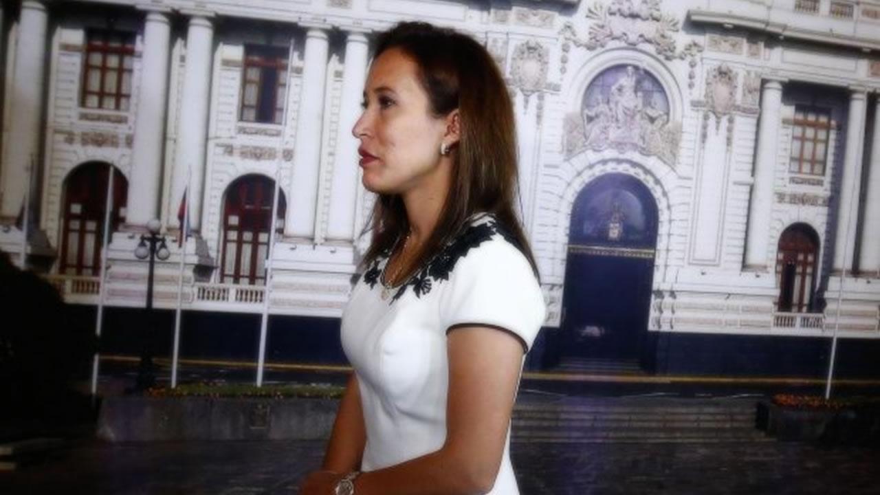 """Comisión de Ética resolverá denuncia de Paloma Noceda """"a más tardar en 10 días"""""""