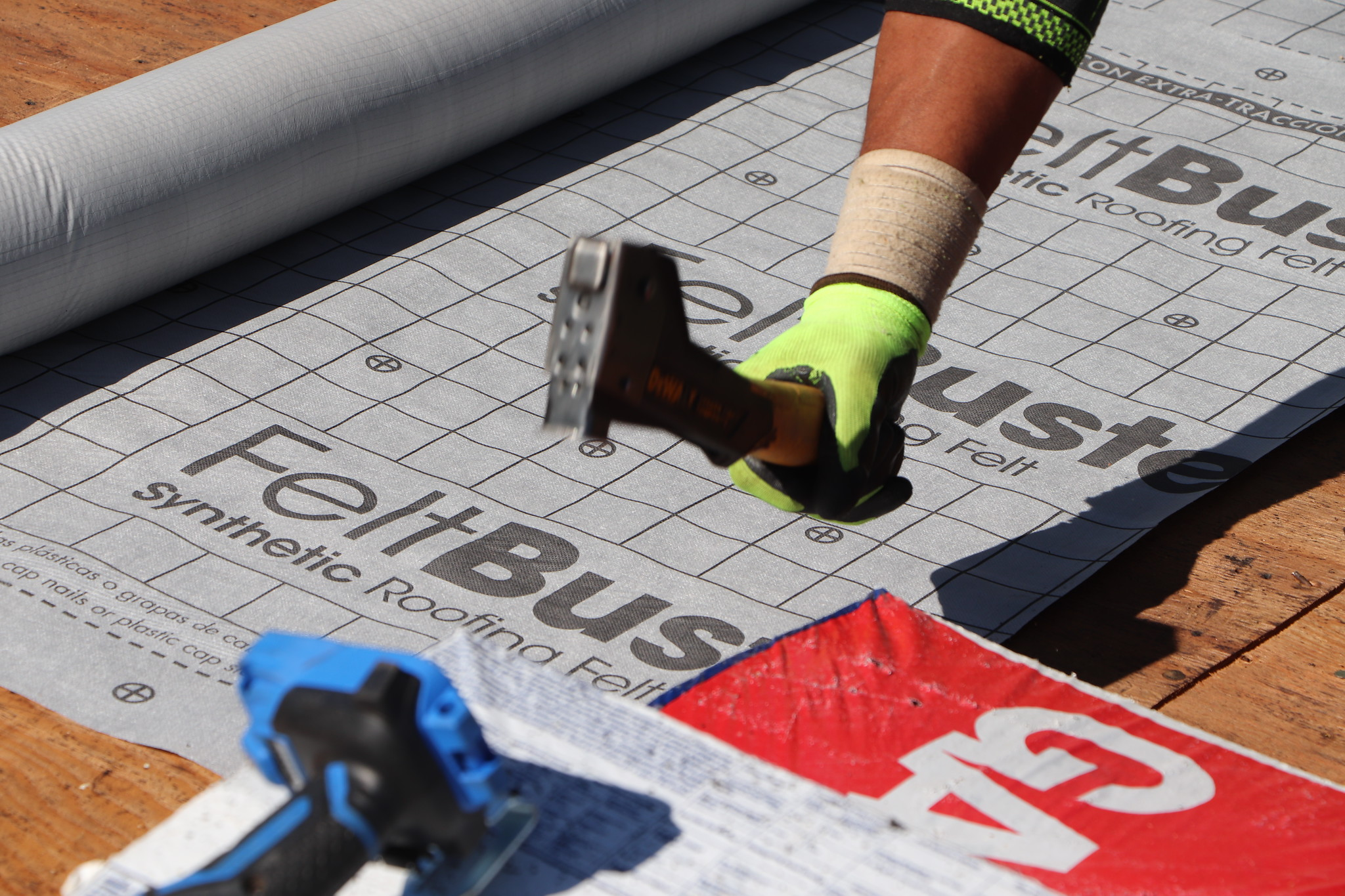 Emergence of Roofing Service Sector through Real Estate Dominance