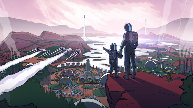 Surviving Mars: Green Planet