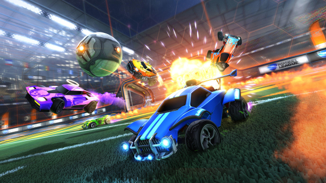 ROCKET LEAGUE: Loot Crates Will Be Removed & Blueprints Will Be Introduced On December 4th