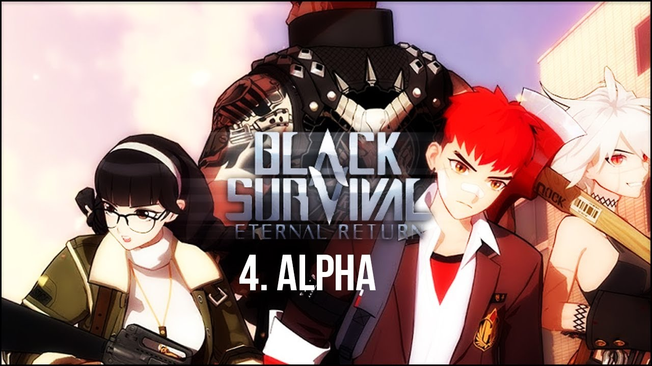 Black Survival Alpha 4